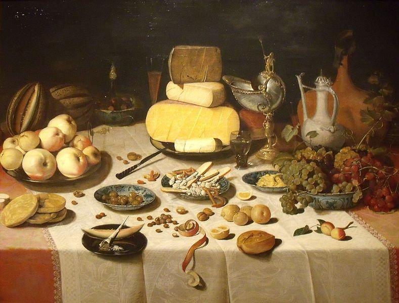 Floris_Van_Dyck,_Pièce_de_banquet