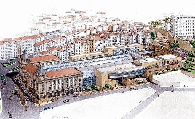 Porto sao bent projeto nunca concretizado