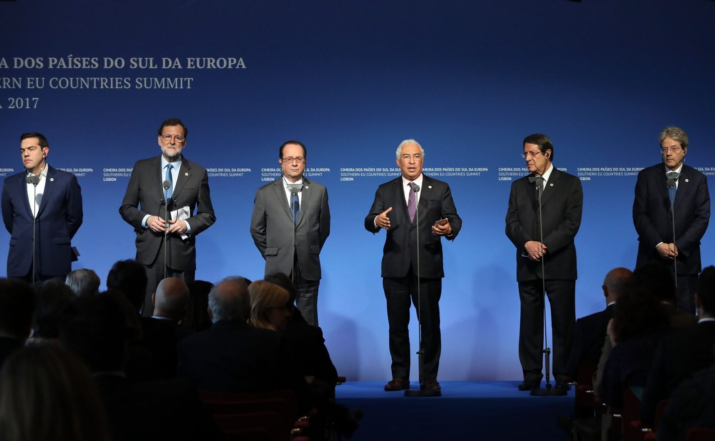 Summit of the European Union Southern Countries
