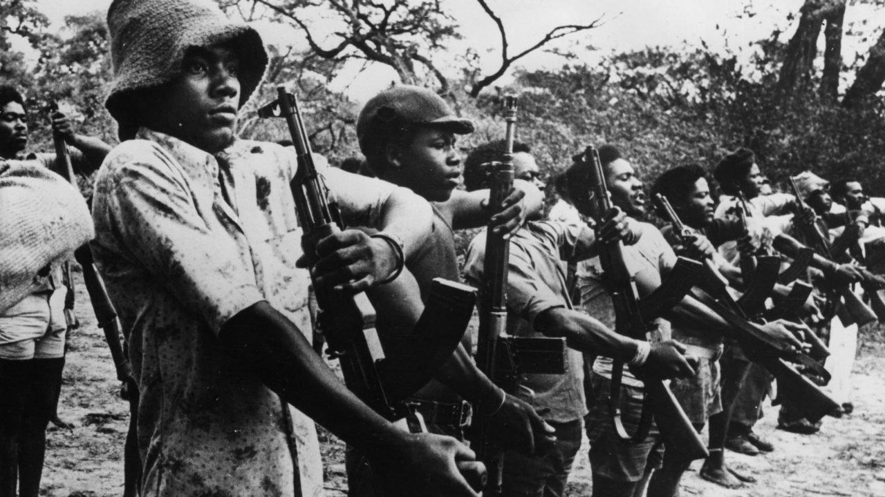 Resultado de imagem para morte guerra em africa