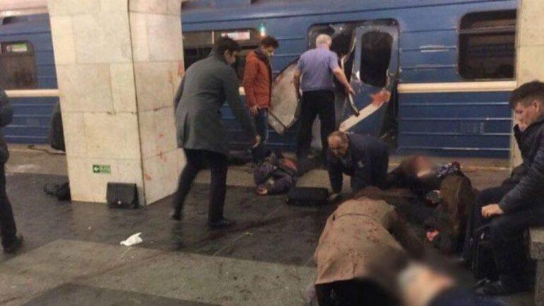 Resultado de imagem para explosao russia