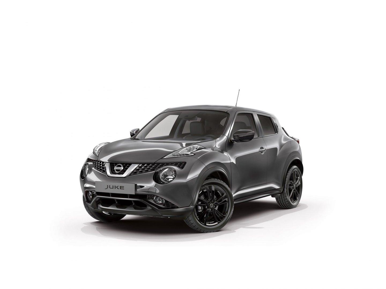 Black Edition Este Nissan Juke E Todo Ouvidos Observador