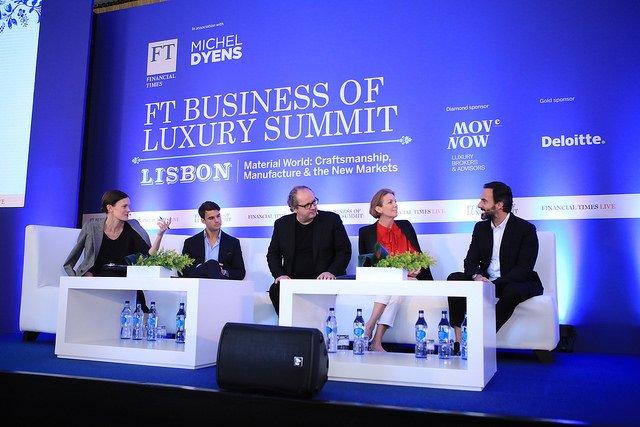Jo´se Neves, criador da plataforma digital Farfetch, considerado um negócio do futuro tão apelativo como a Uber