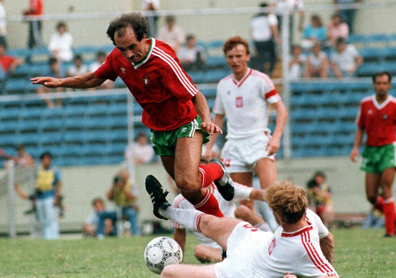 """Jaime Pacheco. """"O melhor capitão foi o Manuel Fernandes"""