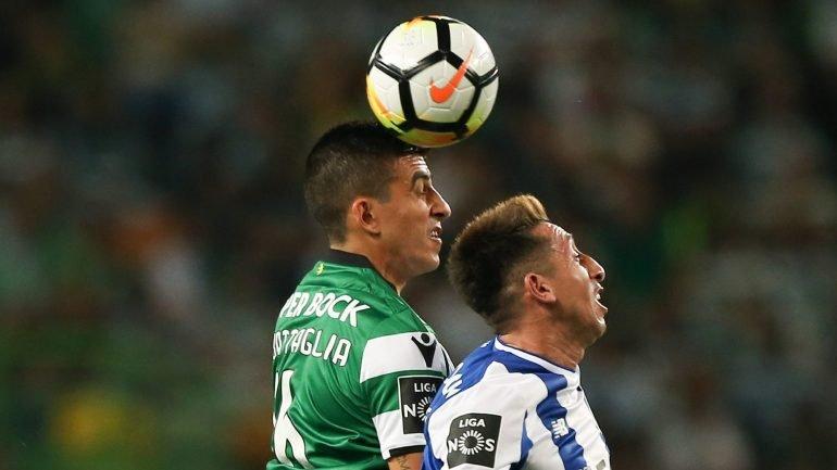 Sporting e FC Porto ficam-se pelo nulo em Alvalade no primeiro clássico da  época - como aconteceu 62e8cea6760e9