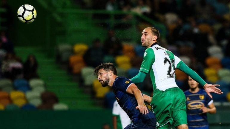 75a56e60f9 Sporting vence Famalicão em Alvalade por 2-0 e avança na Taça de Portugal -  como aconteceu