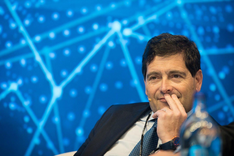 António Ramalho, banking summit, fevereiro 2018