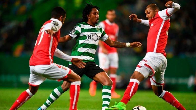 Sporting perde em Braga (1-0) e fica ainda mais longe do título – Observador 562fb316fdca2
