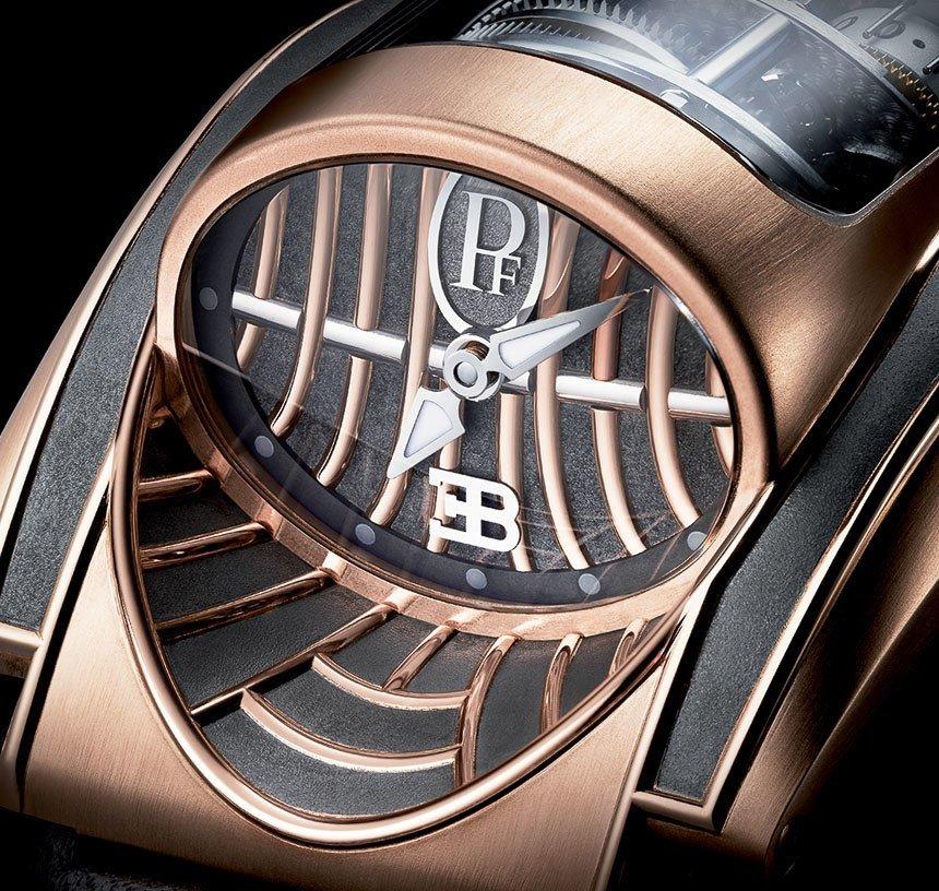 cec1b59bdc9 Relógio com preço de Lamborghini para Bugatti Chiron – Observador