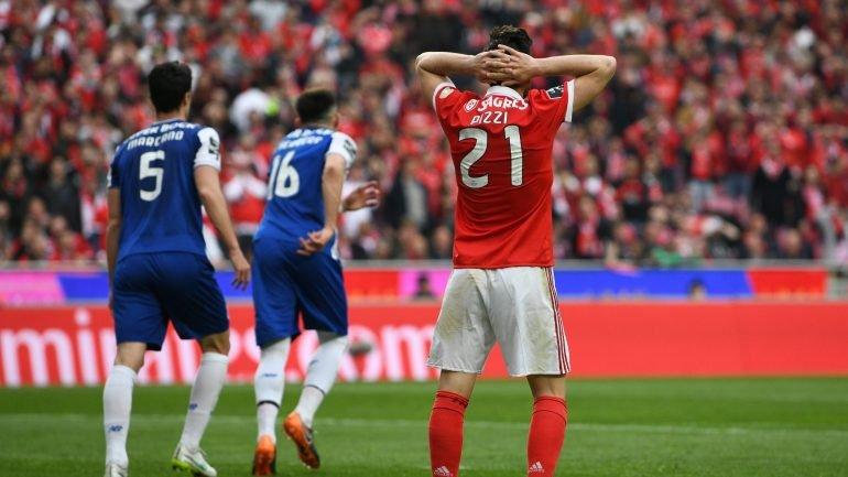 FC Porto vence Benfica na Luz com grande golo de Herrera em cima do minuto  90 - como aconteceu 26758558dd59