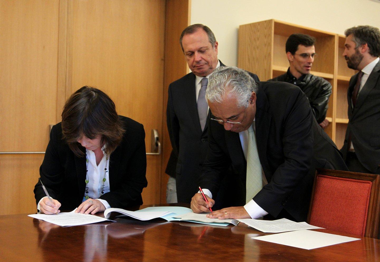 António Costa, Catarina Martins, Acordo de Esquerda, esquerda, PS, BE