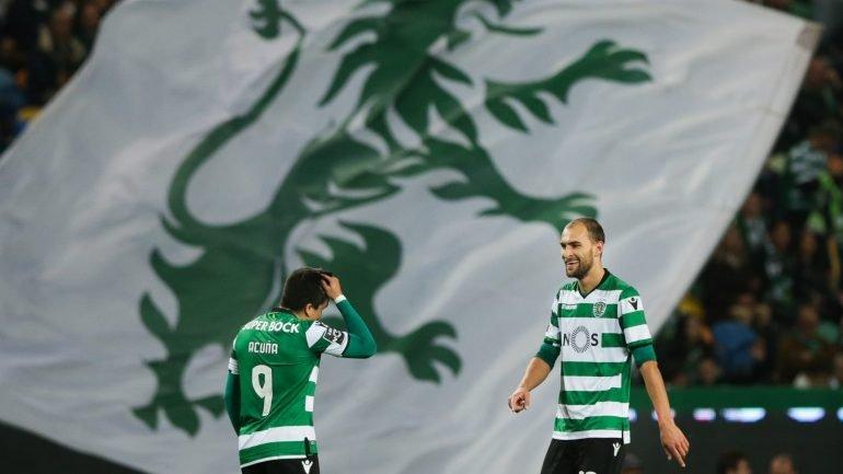 Sporting vence Boavista por 1-0 com golo de Dost e soma quinta vitória  consecutiva - como aconteceu 57a9b9b1f4d0b