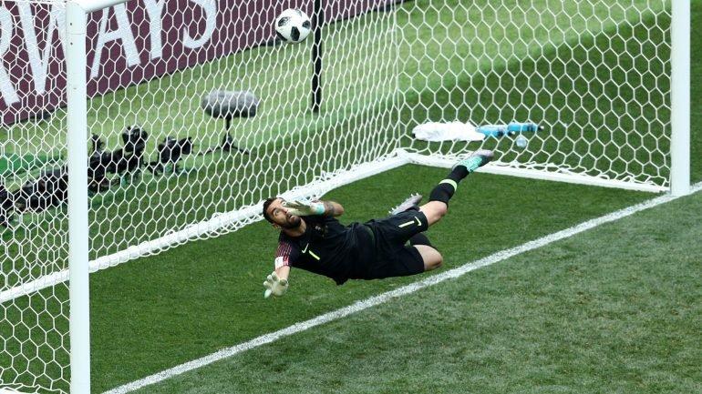 Portugal e Espanha sofreram para vencer Marrocos e Irão bdd00ca312de4