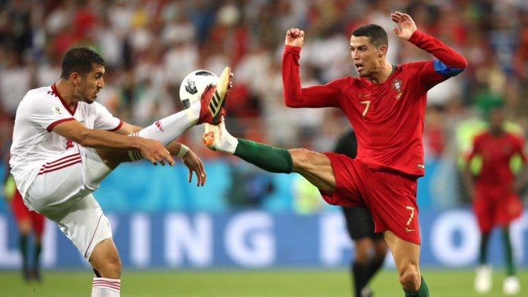 Portugal está nos oitavos de final f804b2f99ad33