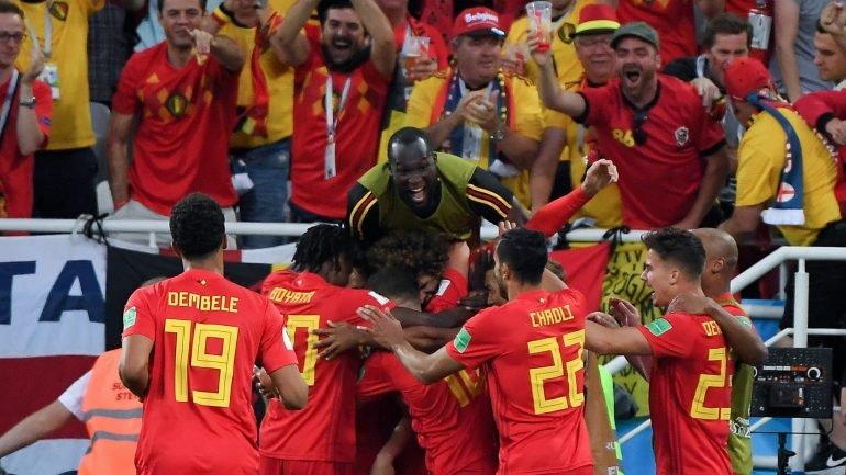 506f61c04a Bélgica vence Inglaterra e fica no primeiro lugar do grupo G (0-1). Senegal  perdeu com a Colômbia e foi eliminado pelos amarelos - como aconteceu