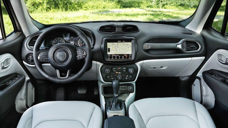 Renegade Esta Mais Atraente E Com Novos Motores Observador