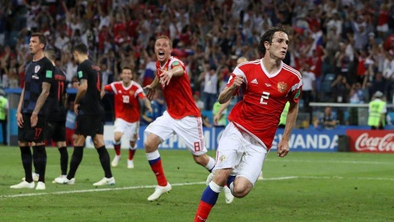 Croácia ganha à Rússia nas grandes penalidades e volta às meias 20 anos  depois - como aconteceu 8690e9b2fdf1e