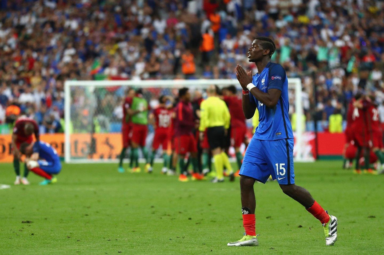 """Com Portugal achávamos que já estava ganho"""". Pogba sonha com o ... 46896f1bdf01d"""