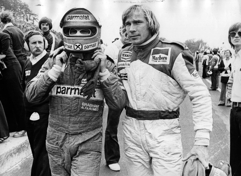 O Dia De 1976 Em Que Niki Lauda Pos A Vida Antes Da Meta E Perdeu Um