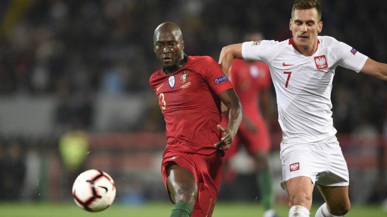 7eca58c179 Seleção Nacional não vai além do empate com os polacos (1-1) - como  aconteceu. Liveblog Arquivado. A ...