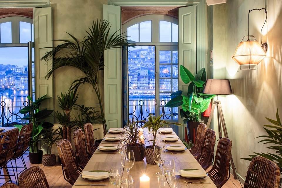 the-george-porto 10 restaurantes para jantares de Natal. Lisboa e Porto