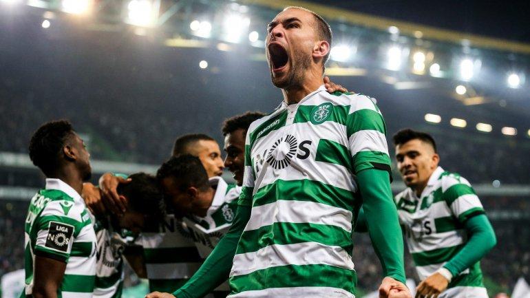 Sporting goleia Desp. Aves em Alvalade (4-1) e soma quinta vitória seguida  no Campeonato - como aconteceu e0f629b79bac4