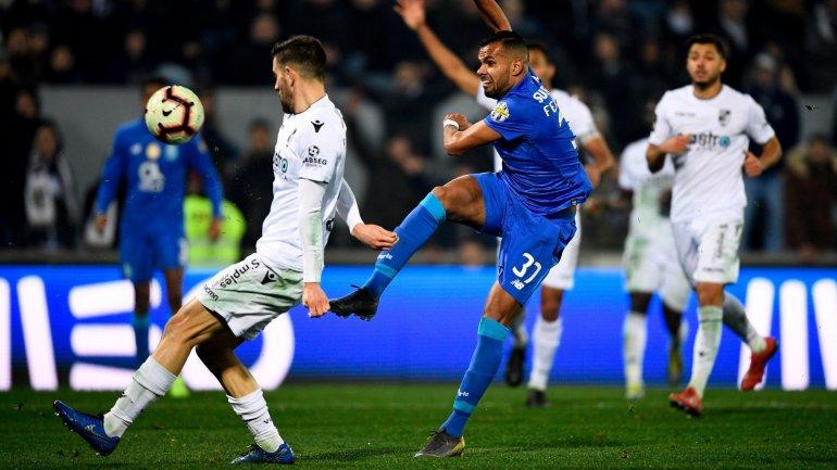 FC Porto empata sem golos em Guimarães 30a36bb82381f