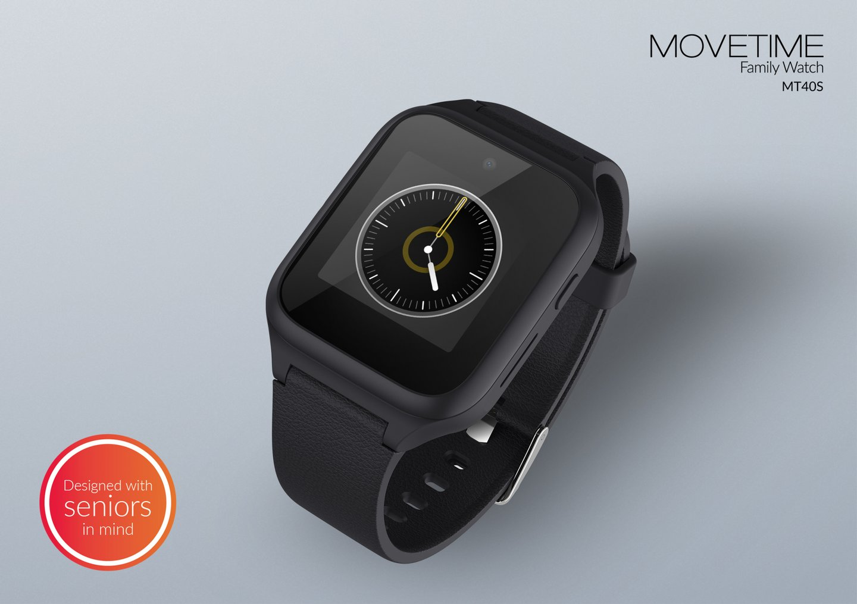 """O smartwatch da TCL foi feito a pensar """"em pessoas com mais de 65 anos"""""""