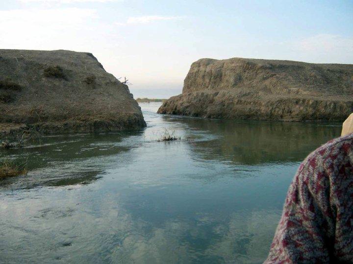 O Nobel do Ambiente determinou zonas de pedra que precisariam de ser derrubadas para que a água voltasse aos pântanos.