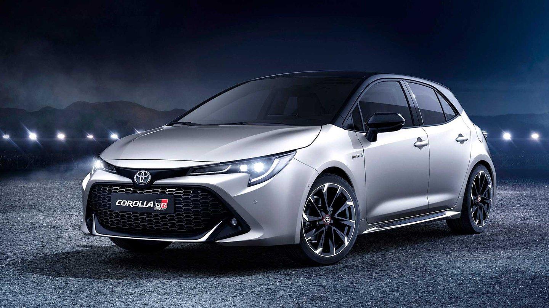 Toyota Está A Preparar Um Super Gr Corolla Observador