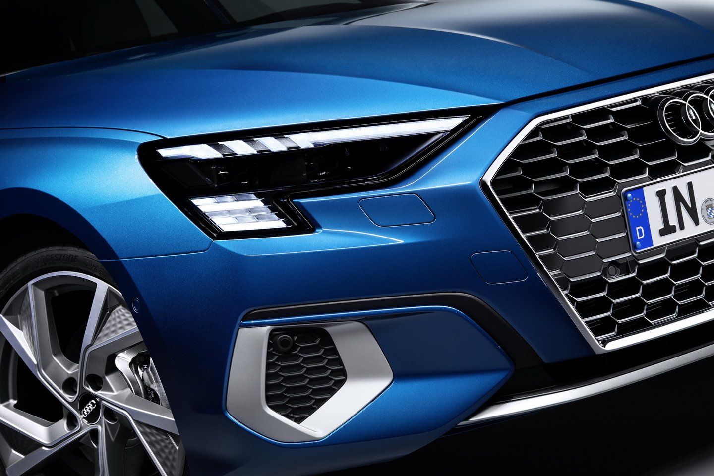 May. Audi A3 Sportback arrives with more arguments