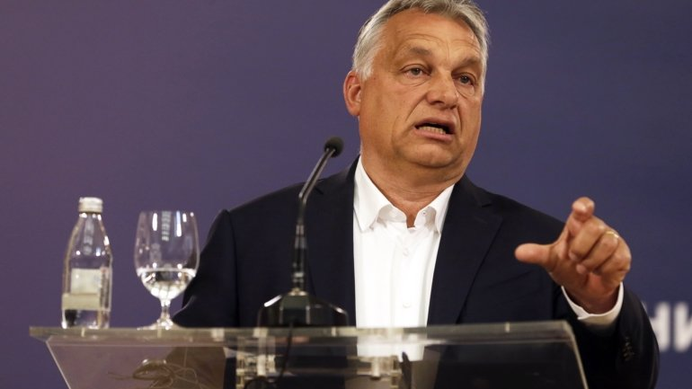 """Orbán considers the European Court's sentence on refugees to be """"dangerous"""""""
