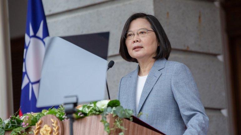 "Taiwan guarantees ""necessary assistance"" to the people of Hong Kong"