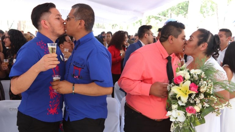 Costa Rica recognizes from this Tuesday marriage between people of the same ...