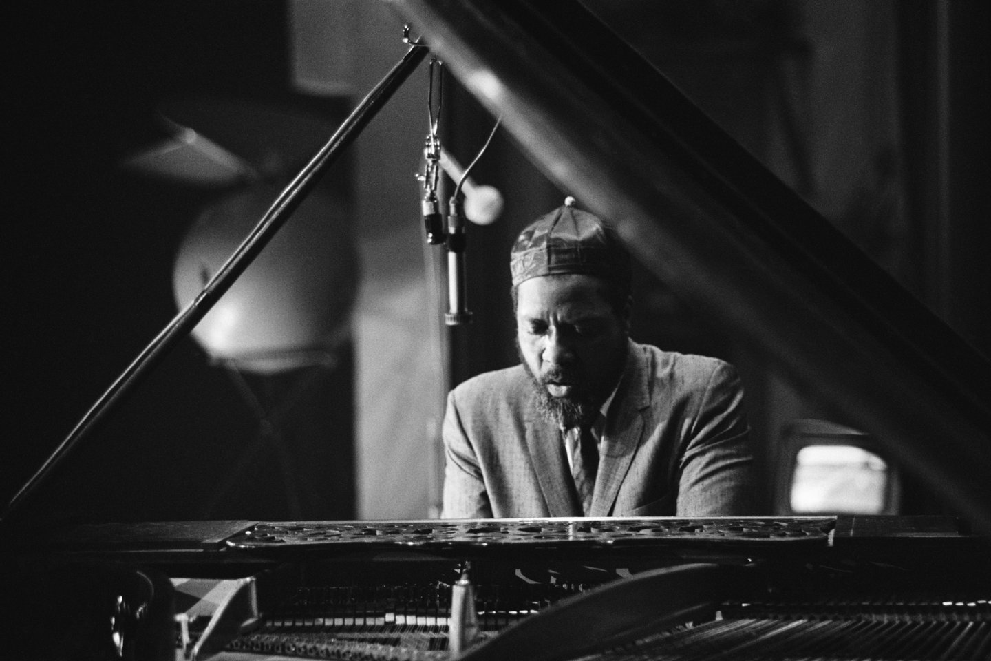 American Pianist Thelonious Monk