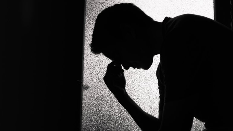 Depression. Men live in silence and take longer to seek help