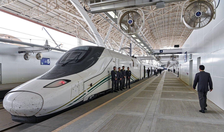 SAUDI-TRANSPORT-RAIL-HARAMAIN