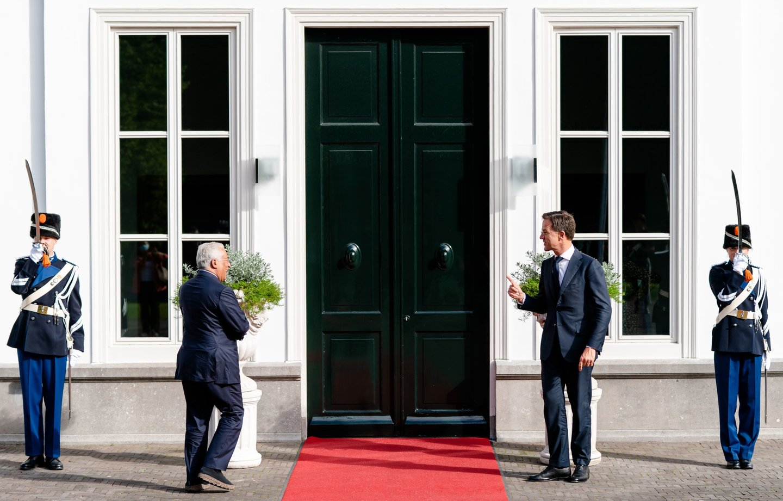 NETHERLANDS-DIPLOMACY-POLITICS-GOVERNMENT