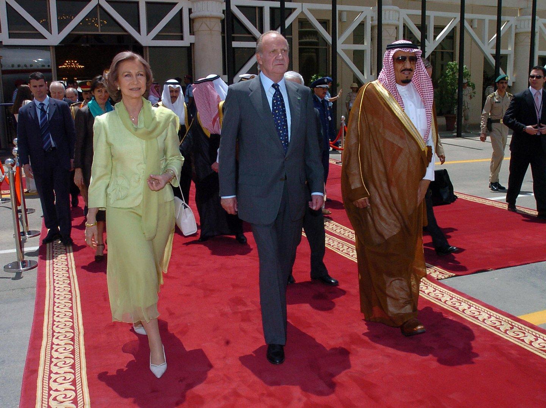Governor of Riyadh, Prince Salman bin Ab