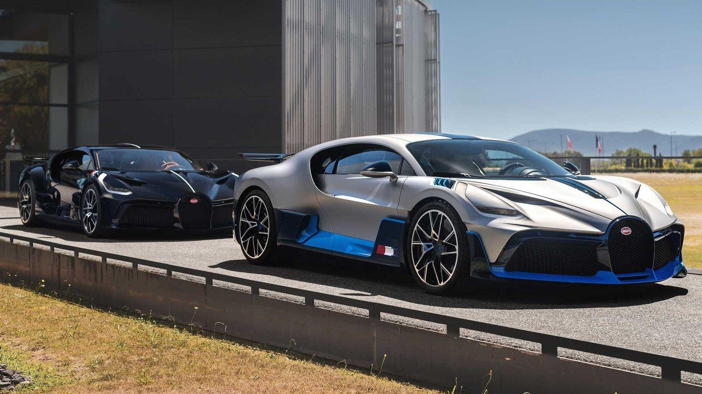 Nesta Foto Estao 15 Milhoes De Euros Em Bugatti Divo Observador