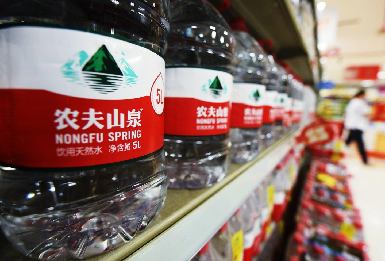 Nongfu Spring Drinking Water IPO