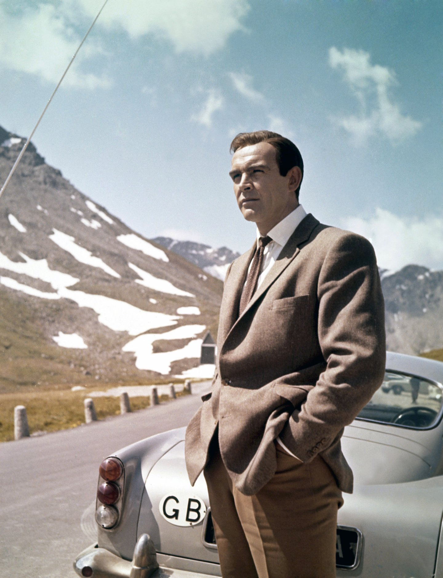 On the set of Goldfinger