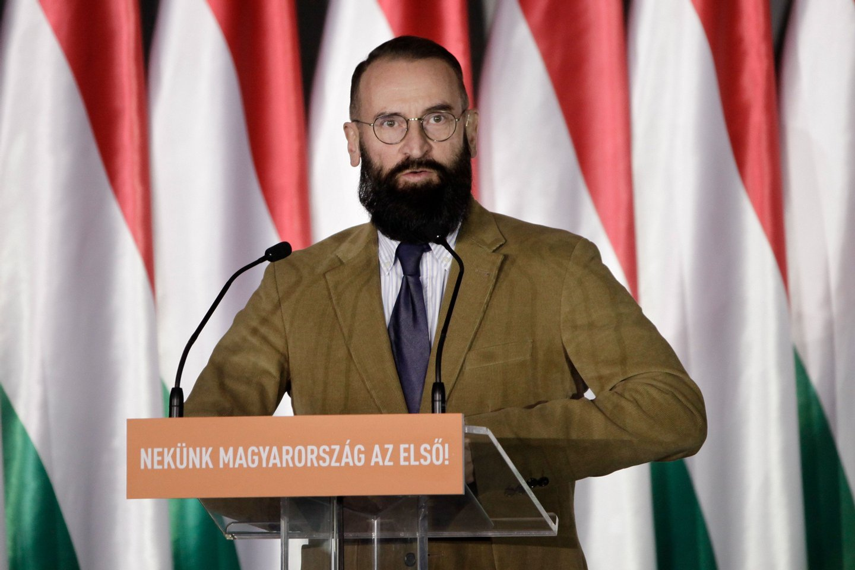 HUNGARY-EU-VOTE-FIDESZ