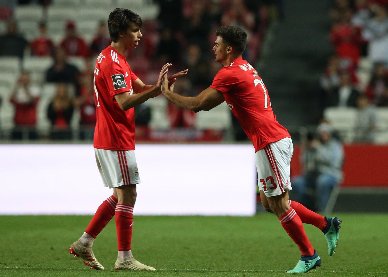 SL Benfica v GD Chaves - Liga NOS