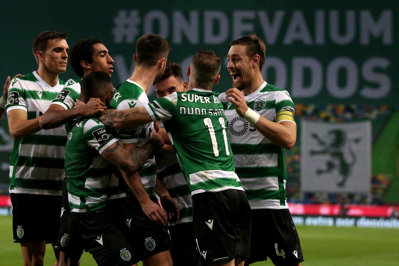 Sporting CP v SC Farense - Primeira Liga