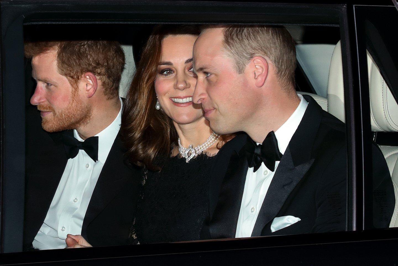 Queen Elizabeth II and The Duke of Edinburgh 70th Wedding Anniversary Dinner