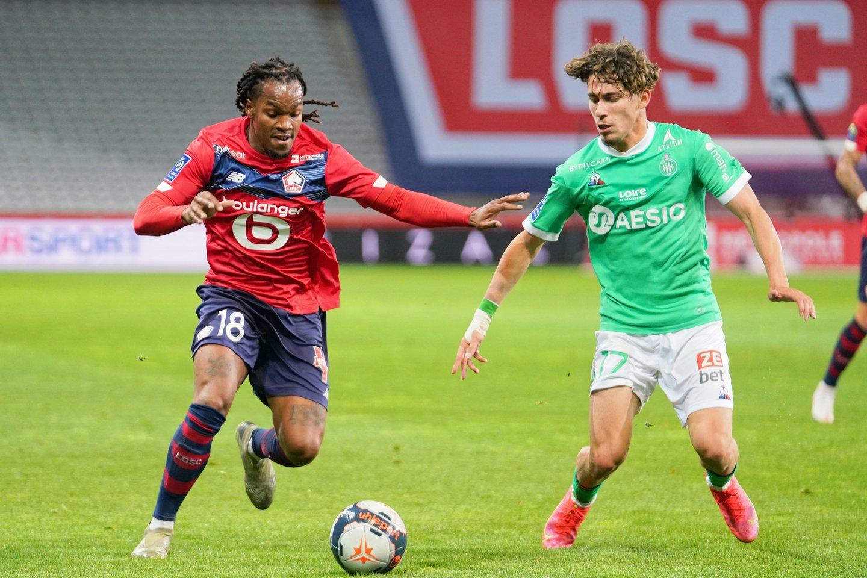 Lille OSC v AS Saint-Etienne - Ligue 1