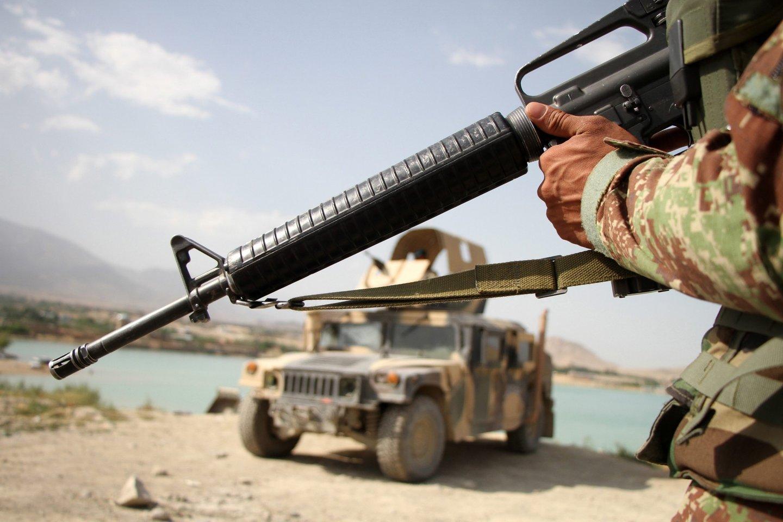 US general killed, German brigadier general hurt in Afghan shooting