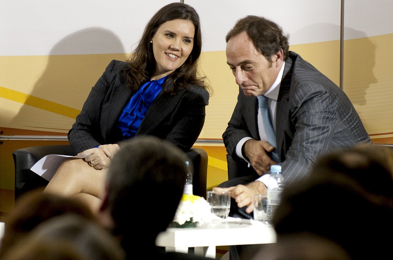 Paulo Portas, Ministro dos Negócios Estrangeiros, visita Pombal
