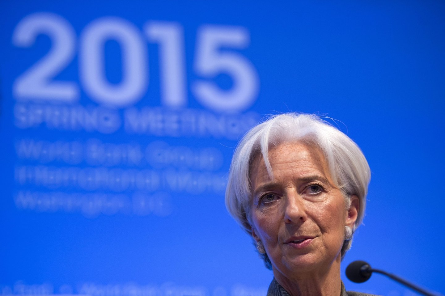 2015 IMF and World Bank Group Spring Meetings